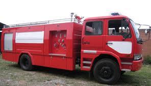 Barisan Pemadam kebakaran Pasak 2001 Banjarmasin