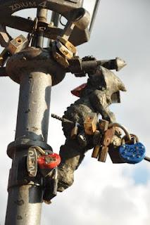 Krasnale wroclawskie - gazownik