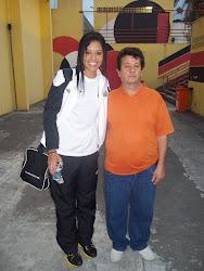 CALAN - ZAGUEIRA - SANTOS FC.