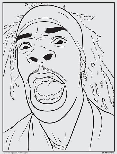 Bun B Rap Coloring Book Amazon
