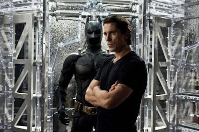 Il cavaliere oscuro il ritorno Batman Bale