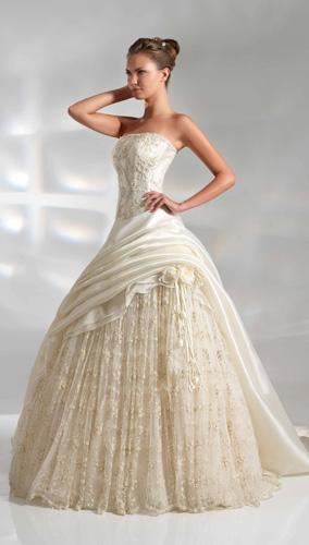 ... contenti.Matrimonio con sponsor: ANTICIPAZIONI VESTITI DA SPOSA 2013
