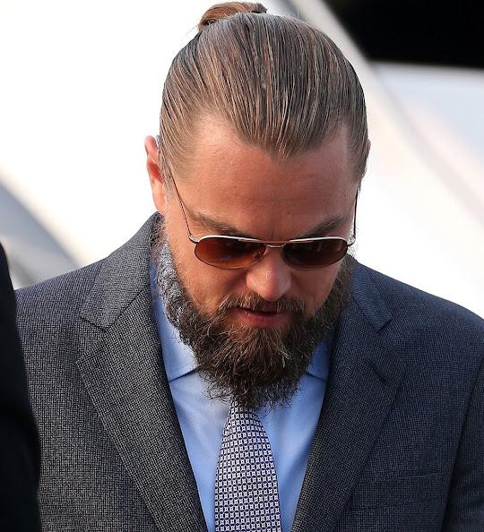 Prince Albert II of Monaco and Leonardo DiCaprio attend the dinner and Auction of The Leonardo DiCaprio Foundation