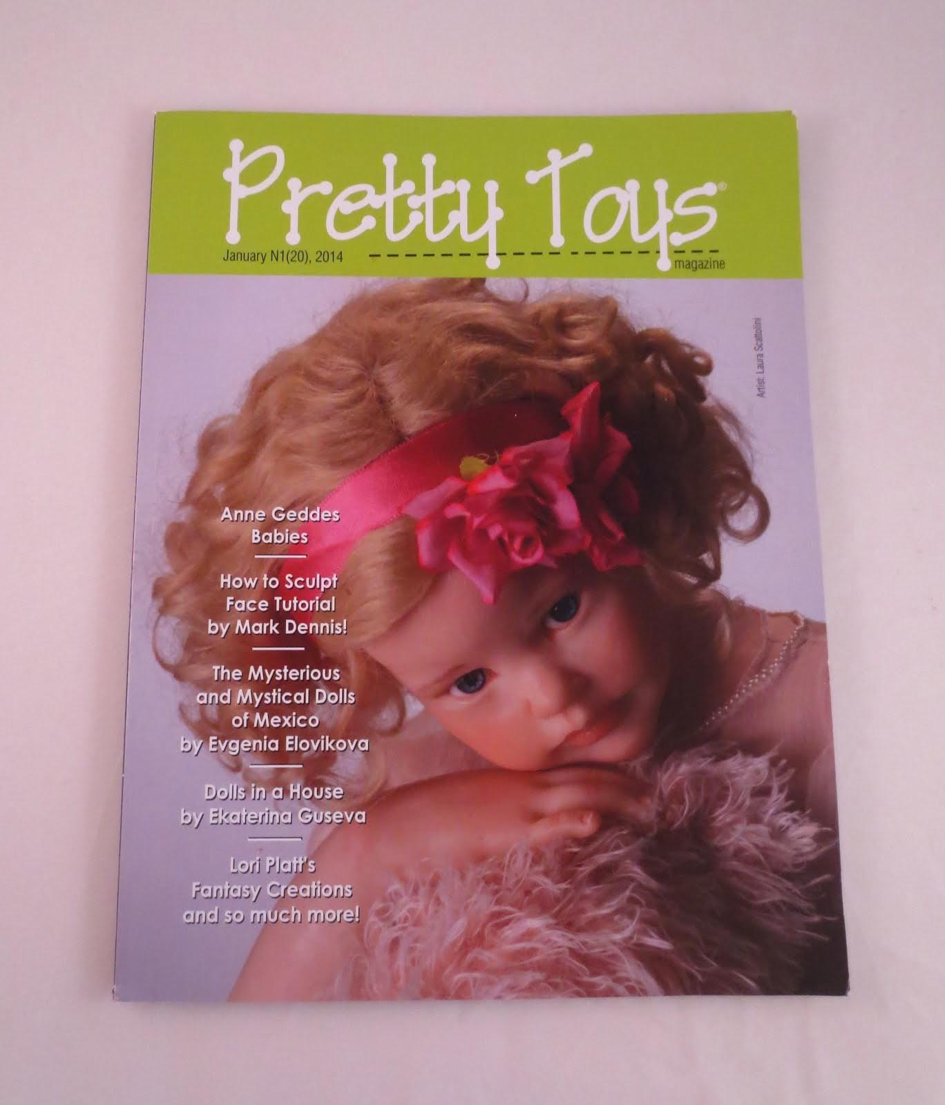 Revista Pretty Toys