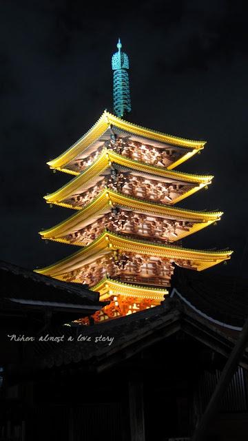 Pagoda del Senso-ji