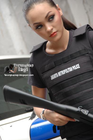 Emang Cuma Mobil Patroli Polisi Dubai Yang Keren? Jakarta Juga