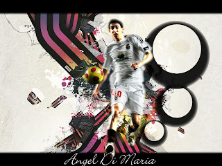 Angel Di Maria Wallpaper 2011 4
