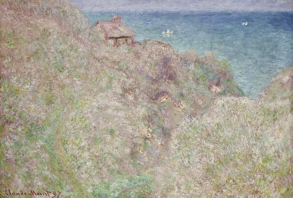 Petit Ailly, Varengeville, plein soleil (1897)