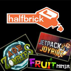 Halfbrick Studios - Juegos gratis para Ipad e Iphone
