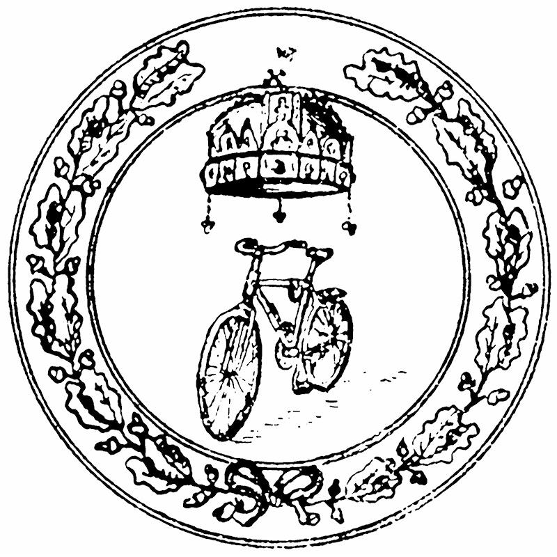 Magyar Honvéd  Mesterkerékpáros jelvény 1853bf6ace