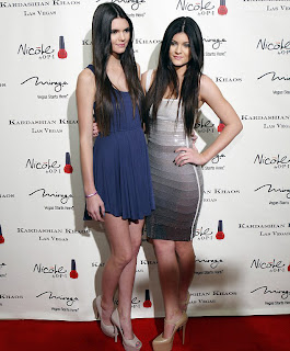 Kylie Jenner Pics, Kylie Jenner in Bandage Dress