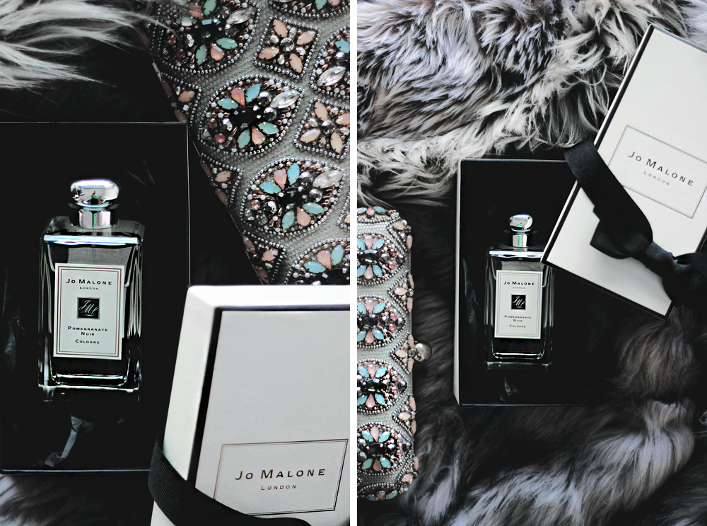 jo malone pomegranate noir cologne review