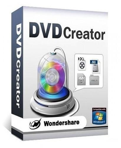 Wondershare DVD Creator 3.2.0.1 + Menu Templates