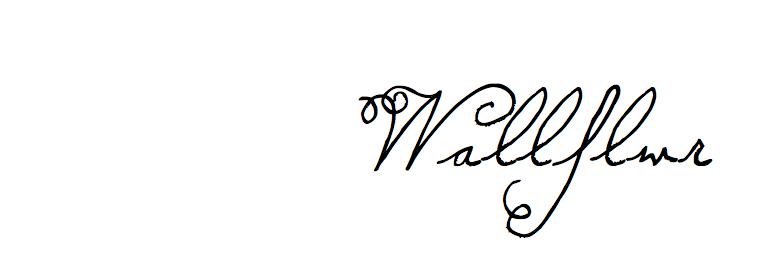Wallflwr