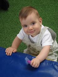 Zac 8 months