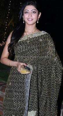 Pranitha saree photo collection