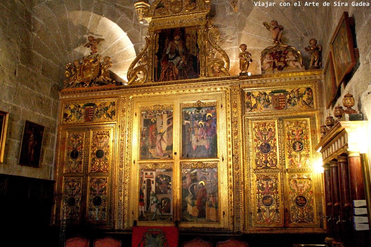 Antesacristía catedral Ávila