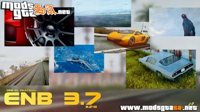 GTA SA - ENB Series Akatsuki V1.0
