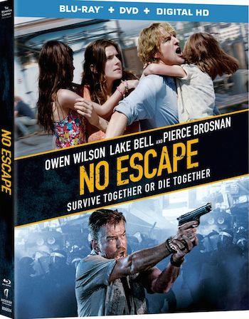 No Escape 2015 Dual Audio Hindi BluRay Download