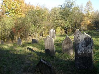 Kirkut w Chęcinach
