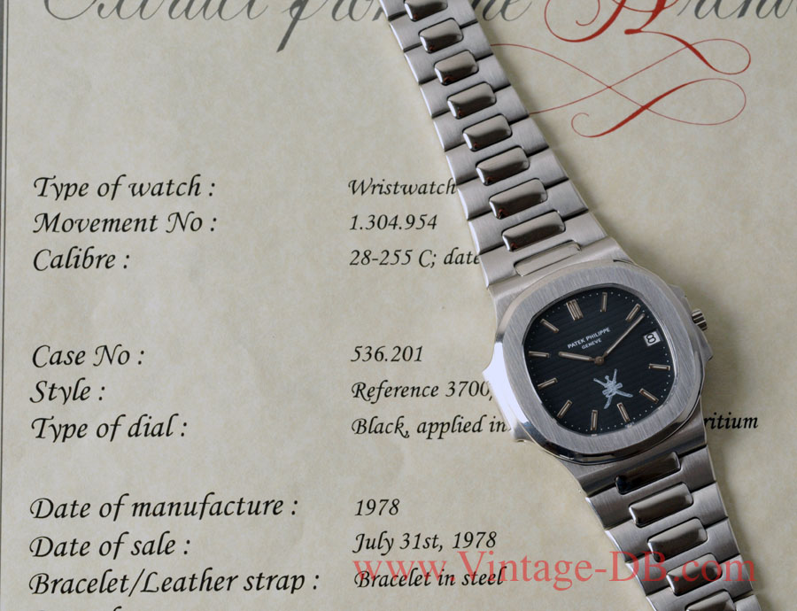 My Watchblog Patek Philippe Nautilus 3700 1 Oman