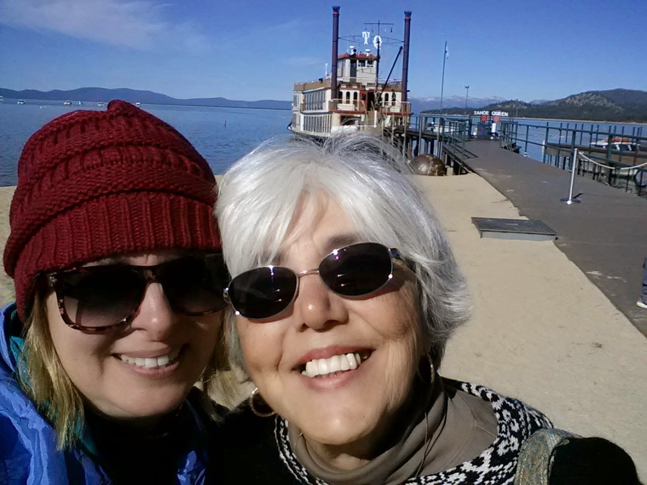 Tahoe Queen | Navigating Hectivity by Micki Bare