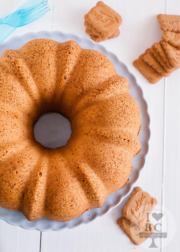 Speculoos Bundt Cake