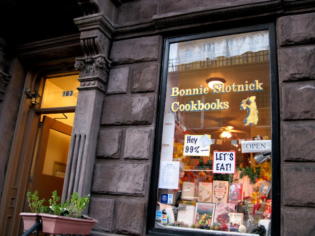 Step inside Bonnie Slotnick Cookbooks for a uniquely New York experience.