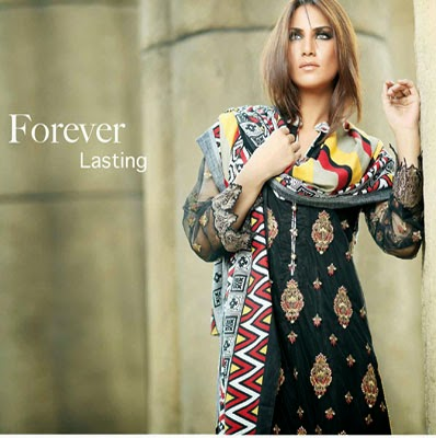ZS Textile Latest Winter Collection 2015