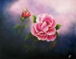 imagen de rosas hermosas con mensajes positivos