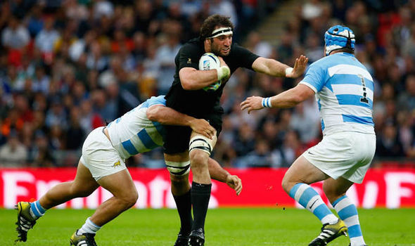 Top ten facts about rugby