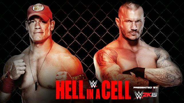 Ver WWE Hell in a Cell 2014 en Vivo en Español por Internet - Gratis