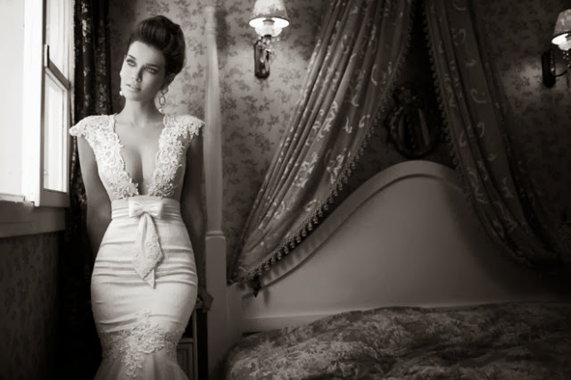 Glamorous Luxury Passion wedding gowns