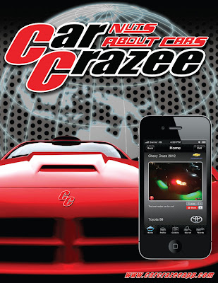 CarCrazee new hot app on Apple Store