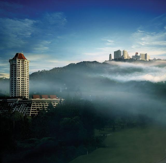 Mua sắm gì khi du lịch Malaysia-cao nguyên Genting
