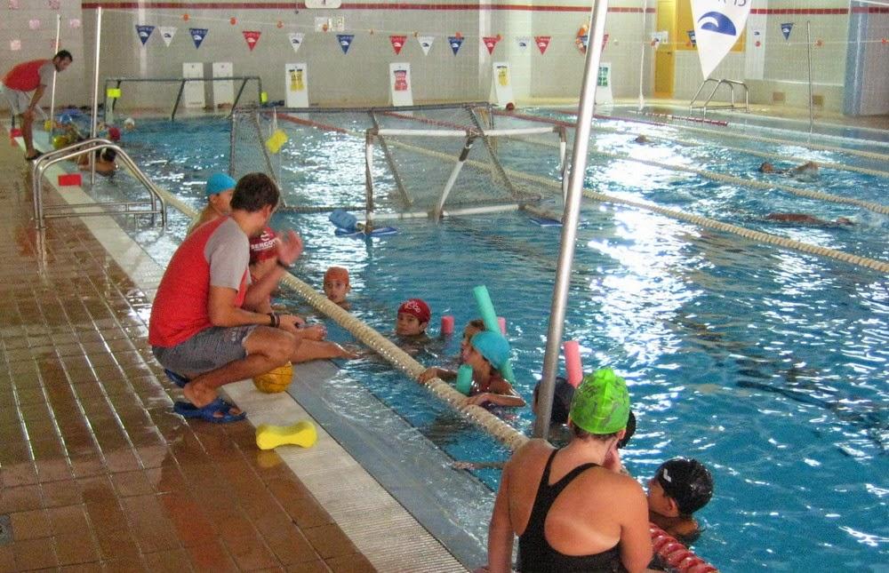 Waterpolo pontevedra blog inicio de entrenamientos en for Piscina campolongo