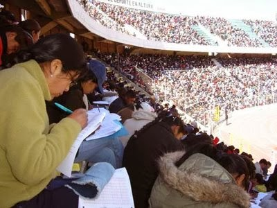 examen ascenso de categoria 2013 en www minedu gob bo sabado 12 de