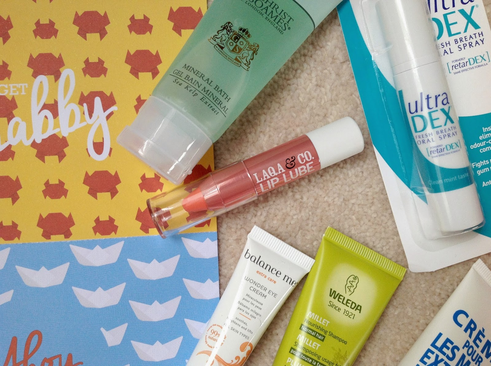 birchbox, subscription box