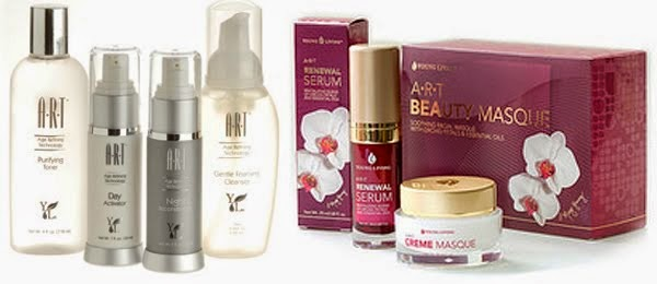Young Living Beauty Products