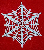 Fancy Star Snowflake