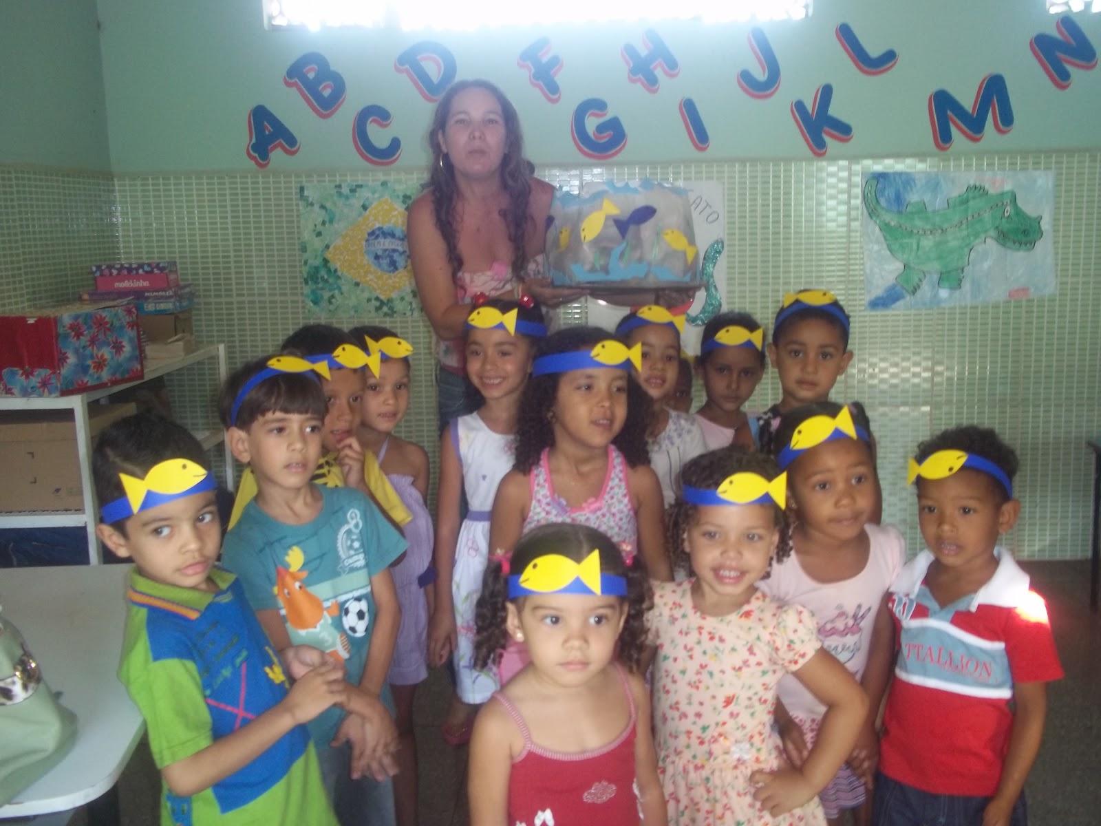 Apresentacao meio ambiente educacao infantil