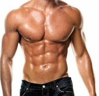 Men Six Pack Body
