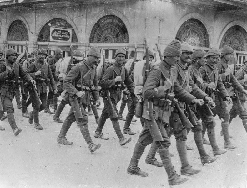 The Mad Monarchist: The Ottoman Empire in World War I