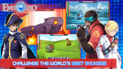 EvoCreo Apk Android Game Full Version Pro Free Download