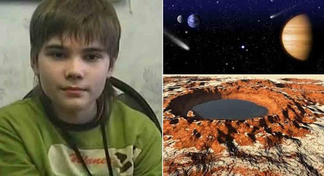 Το αγόρι που περιγράφει με λεπτομέρειες την προηγούμενη ζωή του στον πλανήτη Άρη