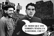 Ernesto Guevara de la Serna y José Sánchez Villaseñor