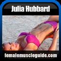 Julia Hubbard Thumbnail Image 1 - Femalemuscleguide.com