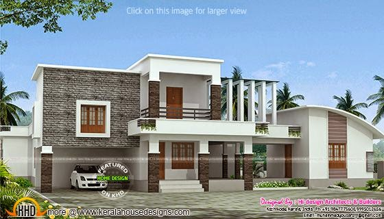 House contemporary style