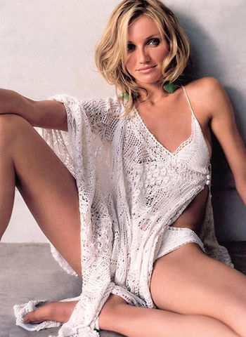 cameron diaz   american hollywood hot actress and model