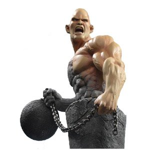 Absorbing Man (Marvel Comics) Character Review - Mini Bust Product